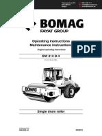 BOMAG BW213
