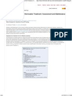 Data Analysis for Synthetic Runoff Testing _ Stormwater Treatment_ Assessment and Maintenance