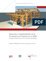 Formacion Por Proyectos SENA