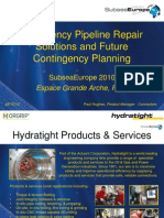 Hydratight - Subsea Europe 2010