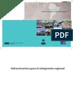 CEPAL UNASUR Infraestructura Para La Integracion Regional