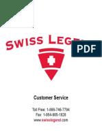 Manual Swiss Legend