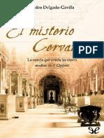 El Misterio Cervantes de Pedro Delgado Cavilla r1.0