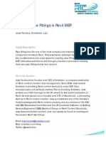 S11 Creating Pipe Fittings in Revit MEP-Jose Fandos_Handout