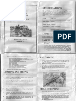 Fusil Norinco Manual