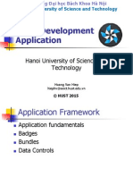 HiepHV STP Tizen Chap 3 Application Framework