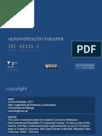 Tema3 - IEC 61131-3 Presentacion