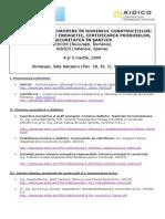 ConferintaAIDICO ICECON 4 5 Martie09 Presentarea