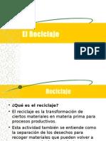 4.5 Reciclaje