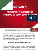 Tema 1 Principios y Conceptos Basicos de Economia General
