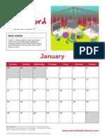 Buzzword Calendar 2015