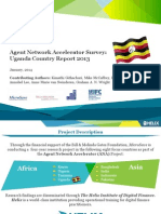 Agent Network Accelerator_Uganda Country Report 2013