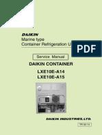 Daikin Manual LXE10E 15A