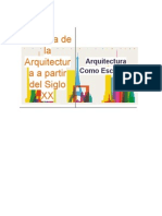 Historia de la Arquitectura a partir del Siglo XX.docx