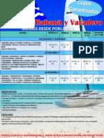 Promocion Habana-Varadero 2015