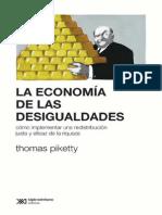 Fragmento de La Economía de Las Desigualdades