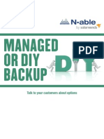 Managed Backup Whitepaper May 20 2014