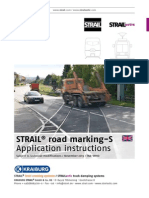 STRAIL Road Marking-S Installation Instructions 02
