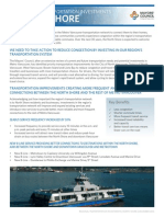 Transit Investment  Fact Sheet North Van