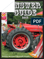 Answer Guide 2015