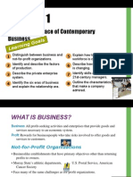 Ch 1 Basic Business
