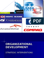 Organizational Development - Strategic Intervebntions.ppt