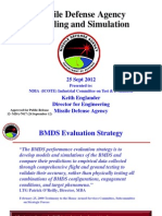 Missile Defense Agency, ICOTE Brief on MS - 12-MDA-7017 24 Sep 12