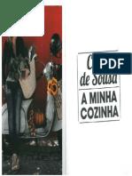 Clara de Sousa_A Minha Cozinha