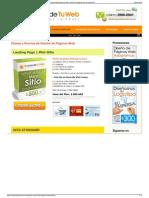 Planes y Precios  Emprende tu Web  Diseño de páginas web e.pdf