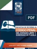 Iniciativa antigrafiti en Puebla
