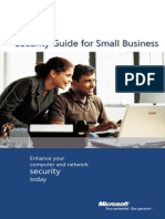 Security Guide for Small Business