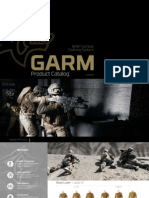 NFM Garm Catalog