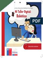 Manual Robotica