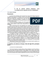 Lectura 5 - La formación de la cultura obrera británica corregido.pdf