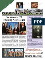 January 2015 Revista De Victoria
