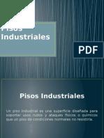 Pisos Industriales