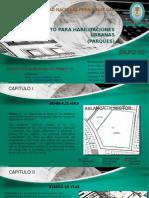 REGLAMENTO PARA HABILITACION URBANA (PARQUES).pptx