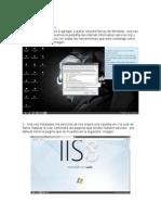 Configuración de Iis