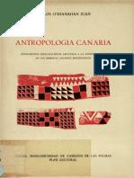 Antropologia Canaria - O´Shanahan Carlos