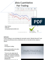 Pair Trading