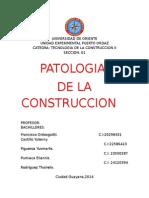 Patologías en La Construcción (1)