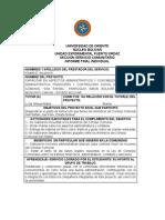 Ejemplo Informe Individual