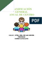 Planificación general anual 14-15
