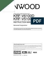 Krfv5100d Manual