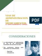 CLASE 7 - VIAS DE ADMINISTRACION.ppt