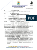 Informe Legal Gallinas Valle Bajo