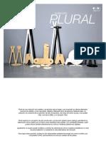 PLURAL Collection Catalogo 2015