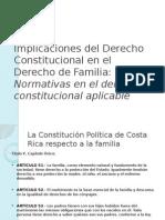 Trabajo Grupal Implicaciones Del Derecho Constitucional en El Derecho de Familia