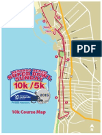 2015 Redondo Beach Super Bowl 10K/5K course maps