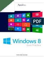 Windows 8 Guía Práctica en Español